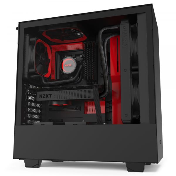 H510-Black Red Extremegaming